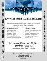 Career Development & Entrepreneurship!