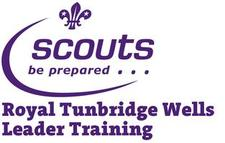 Royal Tunbridge Wells Scouts Adult Training  logo