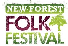 New Forest Folk Festival logo