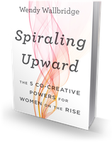 """Spiraling Upward"" Mini-workshop and book launch party"