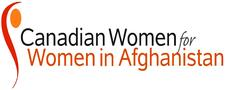 Canadian Women for Women in Afghanistan-Edmonton Chapter logo