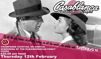 A Casablanca Valentine