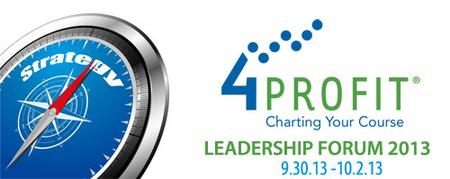 4-Profit Leadership Forum