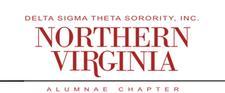 Northern Virginia Alumnae Chapter of Delta Sigma Theta Sorority, Inc. logo