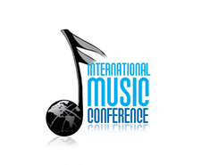 The International Music Conference logo