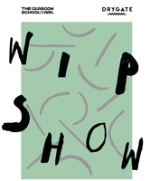 Masters in Communication Design / WIP Show