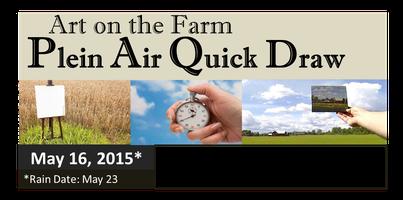 Art on the Farm: Plein Air Quick Draw