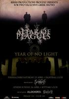 Altar of Plagues & Year of No Light live in Athens