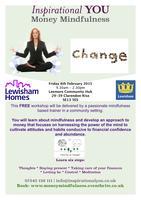 Mindfulness workshop - Money