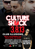 AIFBAYP Presents: CULTURE SHOCK Live in Concert!