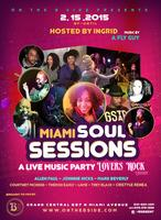 Miami Soul Sessions Presents LOVERS ROCK A Valentines W...