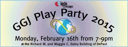 GGJ Play Party 2015