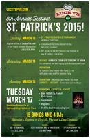 St. Patrick's Day Festival 2015 - Downtown