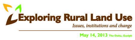 Exploring Rural Land Use: Issues, institutions and...