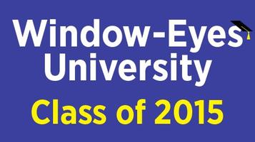 Two-Day Window-Eyes University Training in Hartford, CT