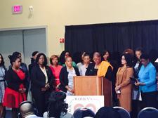 NCBCP Black Women's Roundtable logo