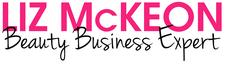 Liz McKeon, Beauty Business Expert logo