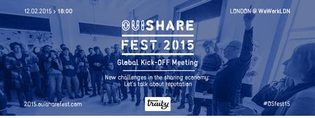 New challenges in the Sharing Economy: Let's talk...
