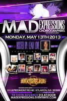 MAD EXPRESSIONS CHOREOGRAPHERS SHOWCASE