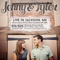 Jenny & Tyler in Jackson, MS