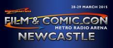 Film and Comic Con NEWCASTLE
