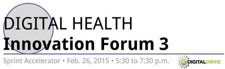 Digital Health Innovation Forum 3: Reaching Into the...