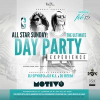 All Star SunDAY: The Ultimate Day Party | NYC - 2.15.15