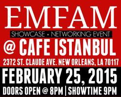 EMFAM Showcase + Networking Event Feb. 2015