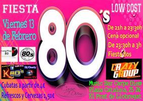 Fiesta 80s Low Cost