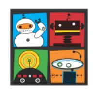 Robot Block Party, a partnership of the Humanity...