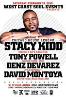 WCS Events - Deep House! Stacy Kidd | Tony Powell |...