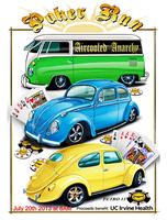 Aircooled Anarchy's Chairty Poker Run/Car Show