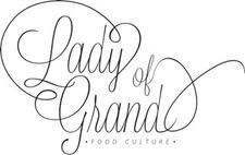 Lady Of Grand food tasting tours logo