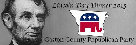Gaston County Republican Party Lincoln Day Dinner