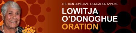 Professor Marcia Langton presents the 2015 Lowitja...
