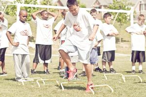 2013 All Pro Football Camp