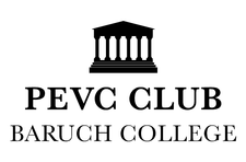 Financial Statement Analysis & Securities Valuation Association and Baruch College Private Equity & Venture Capital Club logo