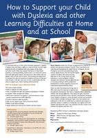 How to Support your Child  with Dyslexia and other Lear...