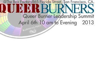 Queer Burner Leadership Summit
