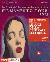 LE LUCI DELLA CENTRALE ELETTRICA   Firmamento tour 2015