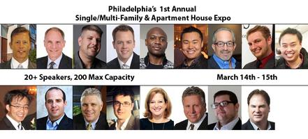 2-DAY EVENT: Philly's 1st Annual Single/Multi-Family­...