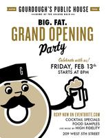 You're Invited | Big. Fat. GRAND OPENING Bash!
