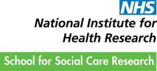 NIHR School for Social Care Research logo