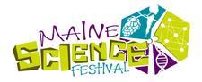 Maine Science Festival logo