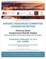 GreenLatinos/LCA - Natural Resources Committee Leaders...