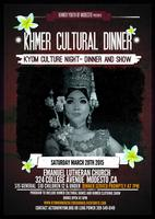 Khmer Culture Night and Dinner