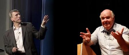 Christopher DiCarlo debates John Lennox