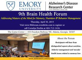 Addressing Matters of the Mind for Memory, Nutrition &...