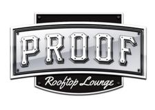 Proof Rooftop Lounge  logo