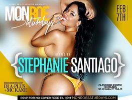 MONROE SATURDAY Free before 11:30pm TEXT 8322652482 TO...